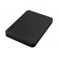 """TOSHIBA HDD CANVIO BASICS 500GB, 2,5"""", USB 3.2 Gen 1, černá / black"""