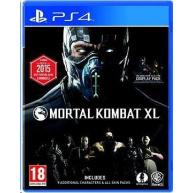 PS4 hra Mortal Kombat XL