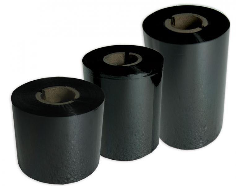 """ZEBRA TTR páska 55mm x 74m, vosk, OUT, 0,5"""" - délka dutinky 64mm"""