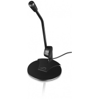 SPEED LINK mikrofon PURE Desktop Voice Microphone, black