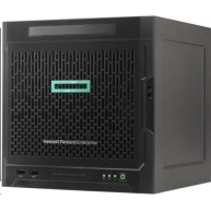 HPE PL MicroServer G10 X3418 (3.2G/4C/2M) 1x8G No HDD/DVD 4LFF-NHP SATA UltraMicroTower
