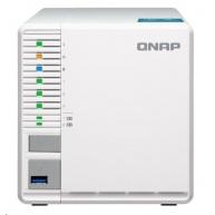 QNAP TS-351-2G (2C/Celeron J1800/2,41-2,58GHz/2GBRAM/3xSATA/1xGbE/2xUSB2.0/1xUSB3.0/2xM.2/1xHDMI)