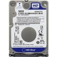 "WD BLUE WD5000LPCX 500GB SATA/600 8MB cache, 2.5"" AF, 7mm"