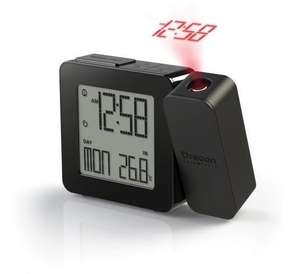 Oregon RM338PBK PROJI - digitální budík s projekcí času