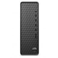 PC HP Slim S01-pF1007nc,Core i3-10100 (4 core),8GB DDR4 2666,512 GB SSD NVMe,UMA,WiFi+BT,Wi key+mou,Win10