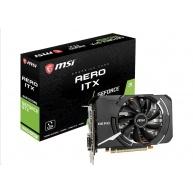 MSI VGA NVIDIA GeForce GTX 1660 SUPER AERO ITX OC, 6GB GDDR6, 1xHDMI, 1xDVI, 1xDP