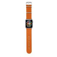TRUST náramek Nylon wrist band for Apple watch 42mm, orange