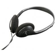 GEMBIRD sluchátka MHP-123, černá