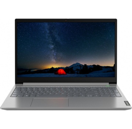 "LENOVO NTB ThinkBook 15-IIL - i3-1005G1@1.2GHz,15.6"" FHD IPS mat,8GB,256SSD,noDVD,HDMI,USB-C,cam,backl,W10H,1r carryin"