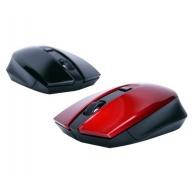 ZALMAN ZM-M520W - myš optická bezdrátová 1600DPI, 4tl., red, USB