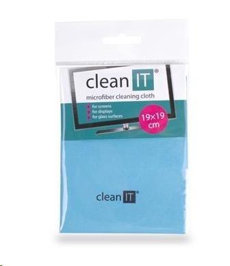 CLEAN IT CLEAN IT čisticí utěrka z mikrovlákna, malá světle modrá