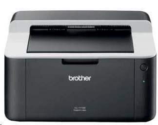 BROTHER tiskárna laserová mono HL-1112E - A4, 20ppm, 600x600, 1MB, GDI, USB 2.0, černá