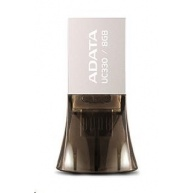 ADATA Flash Disk 8GB UC330, USB 2.0 DashDrive Durable OTG (micro USB)