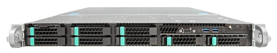 Intel Server System R1208WTTGSR (WILDCAT PASS), Single