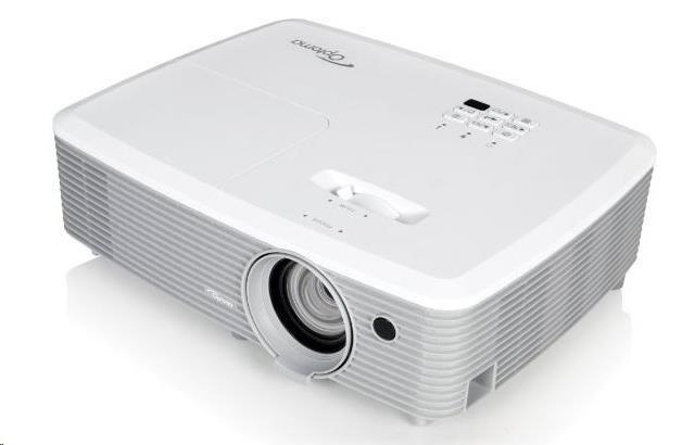 Optoma projektor X400 (DLP, XGA, Full 3D, 4 000 ANSI, 22 000:1, USB, VGA, HDMI with MHL, 2W speaker)