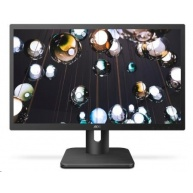 """AOC MT MVA LCD - WLED 21,5""""  22E1Q - MVA panel, 1920x1080, 5ms, 250cd, D-Sub, HDMI, DP, repro"""