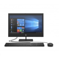 HP ProOne 400G6 AiO 20 NT i3-10100T, 8GB, 1TB, Intel HD DP+HDMI+HDMI IN, WiFi 6 + BT, DVDRW, SD MCR, 90W, Win10Pro