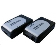 PREMIUMCORD HDMI extender na 60m přes 2 kabely Cat5e