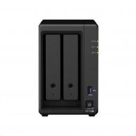 Synology DS720+ DiskStation (4C/CeleronJ4125/2,0-2,7GHz/2GBRAM/2xSATA/2xM.2/2xUSB3.0/1xeSATA/2xGbE)