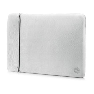"""HP 14.0"""" Reversible Sleeve – Black/Silver - BAG"""