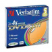 VERBATIM DVD+RW(5-Pack)Slim/Colour//4x/DLP/4.7GB
