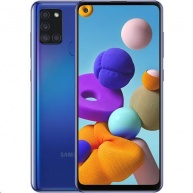 Samsung Galaxy A21s (A217), 64 GB, modrá