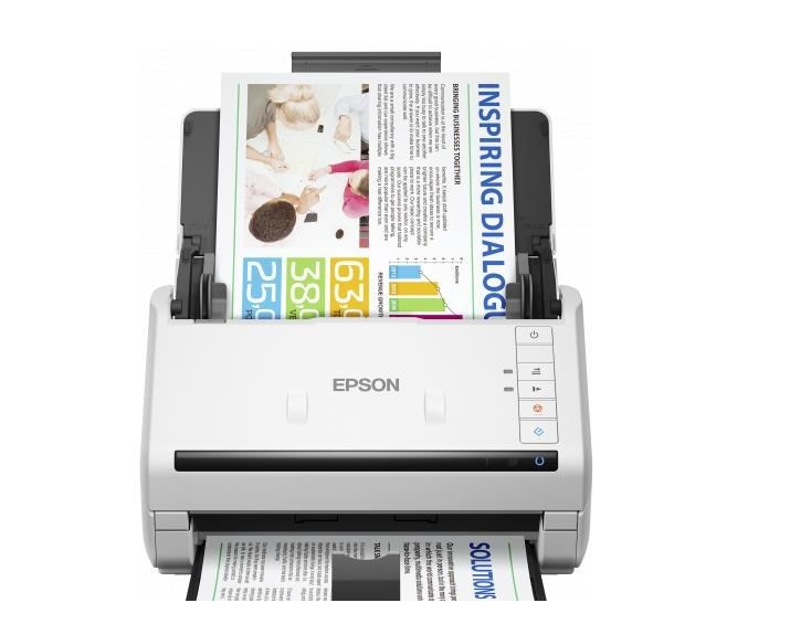 EPSON skener WorkForce DS-530, A4, USB, 600dpi, ADF