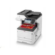 Oki MC883dn,  bar. multifunkční tiskárna A3