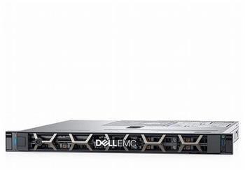 DELL PowerEdge R340 i3-8100, 8GB, 1x1TB SATA, Emb. SATA, 2x GLAN, iDRAC 9 Basic, 1x 350W, 1U, 5YNBD on-site