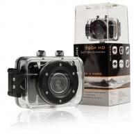 """CAMLINK Akční HD kamera 720p s 2"""" dotykovým displejem - CL-AC10"""