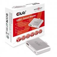 Club3D čtečka karet USB-C
