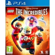 PS4 hra LEGO Incredibles