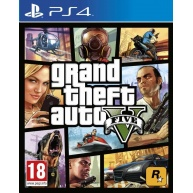 PS4 hra Grand Theft Auto V Premium Edition