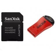 SanDisk čtečka pam. Karet MobileMate Duo (micro-SD/micro-SD HC/MS micro)