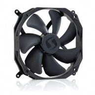SilentiumPC přídavný ventilátor Sigma Pro 140 PWM 140/ 140mm fan/ ultratichý max. 22dBA