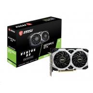 MSI VGA NVIDIA GeForce GTX 1660 VENTUS XS 6G OC, 6GB GDDR5