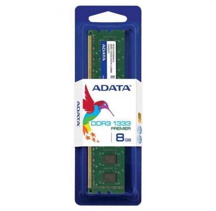DIMM DDR3 8GB 1333MHz CL9 ADATA, 512x8