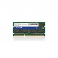 SODIMM DDR3 8GB 1333MHz CL9 ADATA memory, 512x8, Bulk