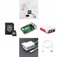Raspberry Sada Zonepi Pi 4B/4GB, (SDHC karta 32GB + adaptér, Pi4 Model B, krabička, chladič, HDMI kabel, napájecí zdroj)