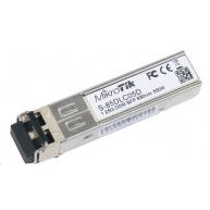 MikroTik SFP (miniGBIC) modul S-85DLC05D, MM, 550m, 1.25G