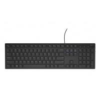 DELL Multimedia Keyboard-KB216 - US International (QWERTY) - Black