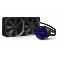 NZXT vodní chladič Kraken X53 / 2x 120mm fan / LGA 2066/2011(-3)/1366/1156/1155/1151/1150/AM4/ 6 let