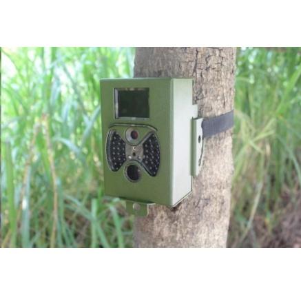 Braun kovové pouzdro pro ScoutingCam Black 300