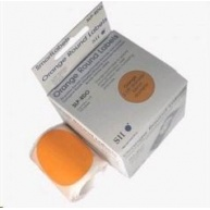 Seiko adresní kruh - oranžový 54mm, 120ks/role