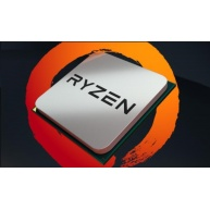 CPU AMD RYZEN 5 2600X, 6-core, 3.6 GHz (4.25 GHz Turbo), 19MB cache, 95W, socket AM4, BOX (Wraith cooler)