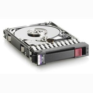 HP HDD SAS DP 72GB 10k 2.5 hot plug (SAS-I) 3Gb/s SFF DUAL PORT