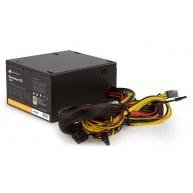 SilentiumPC zdroj 550W / Elementum E2 / 120mm fan / Akt. PFC / 80PLUS EU