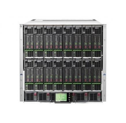 HP BLc7000 Platinum Enclosure (1xPhase 2xPowerSup 4xFans ROHS Trial Insight Control)