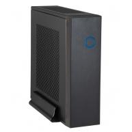 CHIEFTEC skříň Compact Series/mini ITX, IX-03B, Black, Alu, 120W adaptér CDP-120ITX