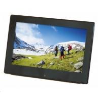 """Braun LCD fotorám DigiFRAME 1360 (13,3"""", 1366x768px, 16:9 LED, FullHD, HDMI, černý)"""
